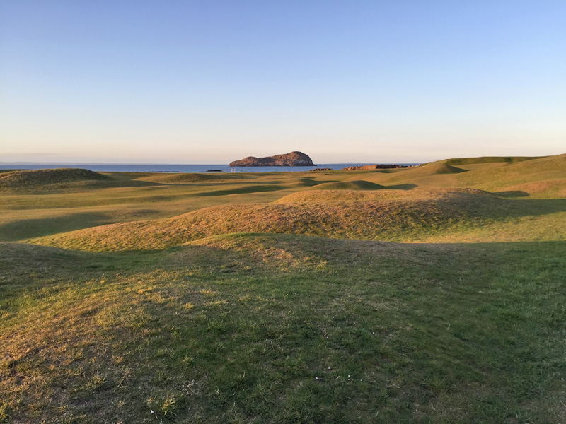 North Berwick West Links