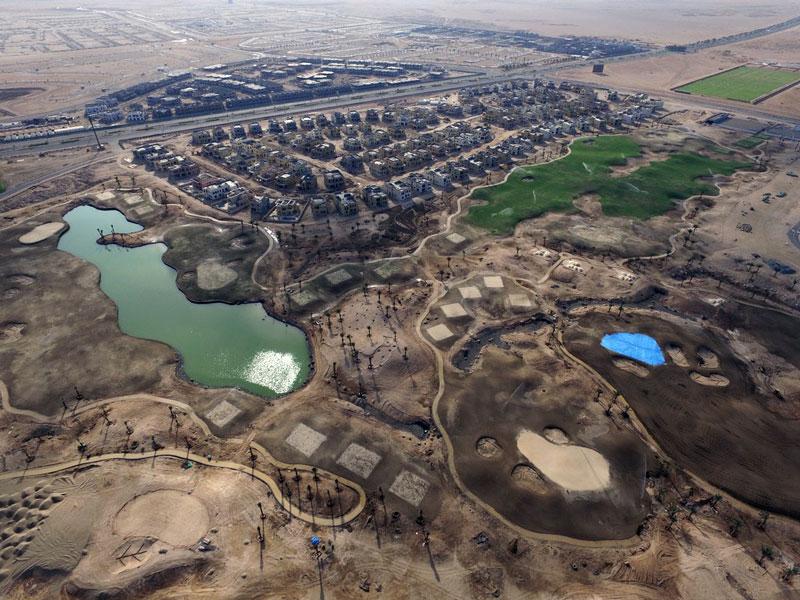 Royal Greens Golf & Country Club in Saudi Arabia